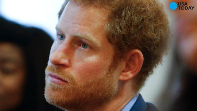 Prince Harry Scarred By Mother's Funeral