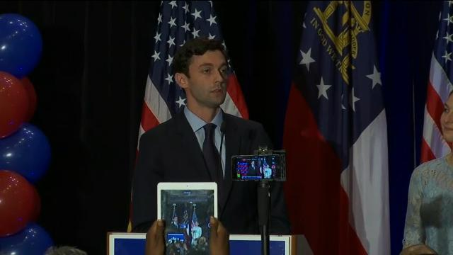 Ossoff: Georgia Race Showed 'We Could Fight'