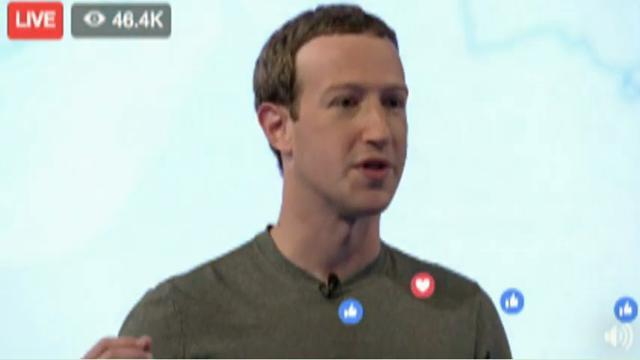 Zuckerberg Seeks To Bring Communities Together