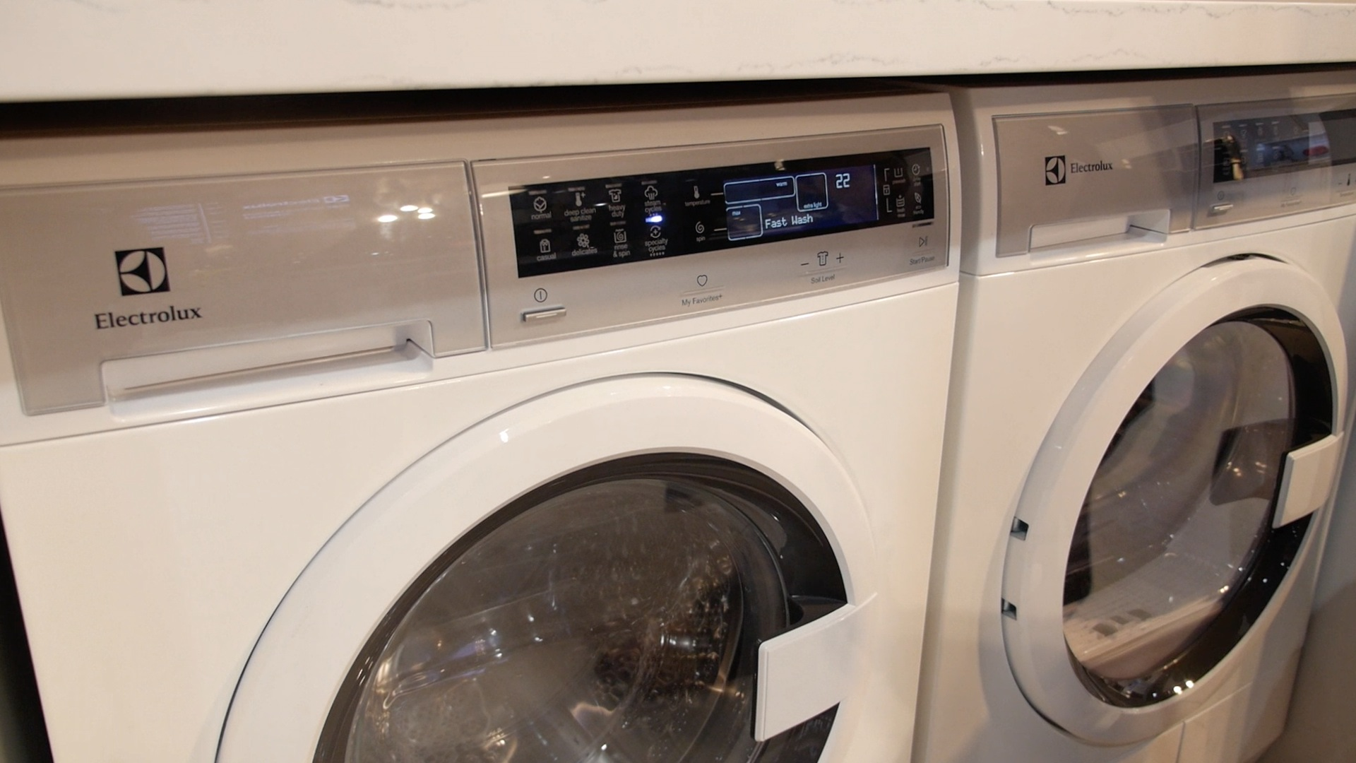 Electrolux Eied200qsw Ventless Condenser Dryer Review Frigidaire Washer And Knobs Front Load Electric Laundry