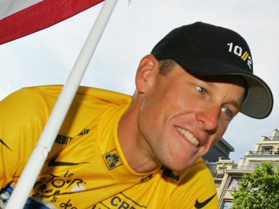 The attorney for Lance Armstrong says anti-doping authorities determined that the cyclist was guilty without any form of due process. The U.S. Anti-Doping Agency released its report on the allegations against Armstrong on Wednesday. (Oct. 11)