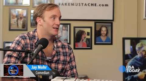Jay mohr podcasts