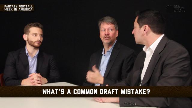 Fantasy football panel: Best draft strategies