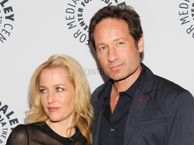 Duchovny Anderson Want Third X Files Movie