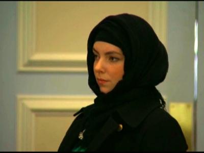 Raw: Wife of Boston Marathon suspect in court