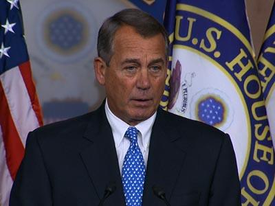 Boehner: GOP wants alternative to Obamacare