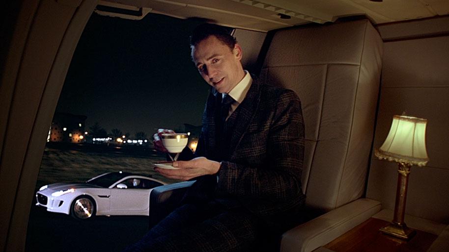 "Jaguar, ""British Agents"""