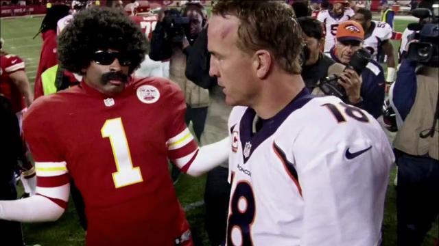 "NFL Network, ""Gerry Ricecake"""