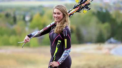 Dell 10 To Watch Alpine Skier Mikaela Shiffrin