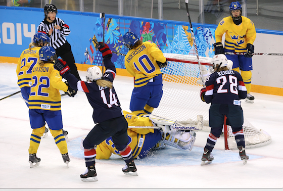 Olympics wrap-up: Get ready for USA vs. Canada for gold