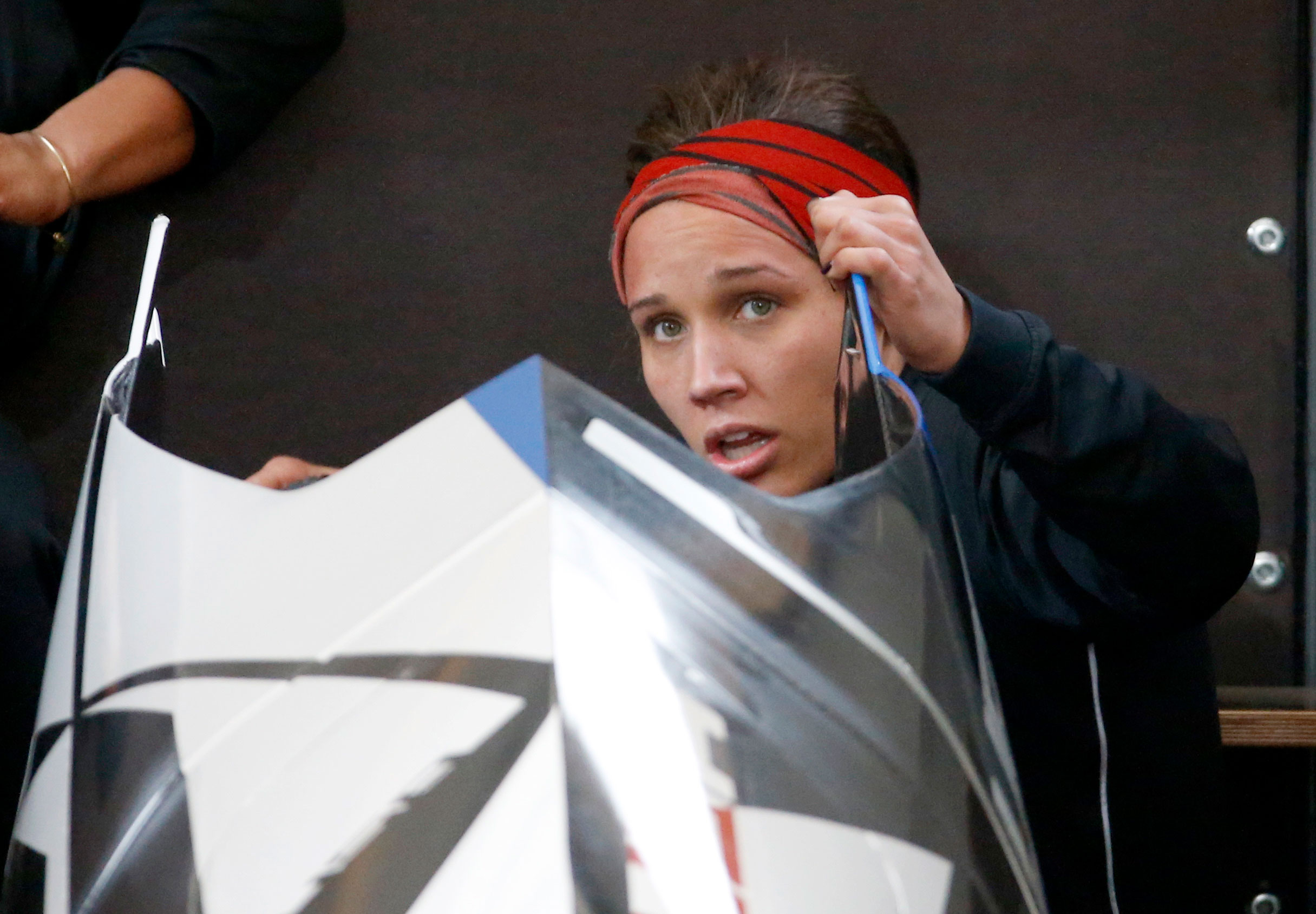 Lolo Jones on HBO's 'Real Sports'