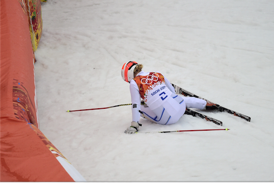 Olympics wrap-up: Weather makes slalom course challenging