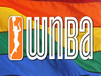The WNBA is launching a campaign to market specifically to the LGBT community, a move that makes it the first pro league to specifically recruit gay, lesbian, bisexual and transgender fans to its games. (May 21)