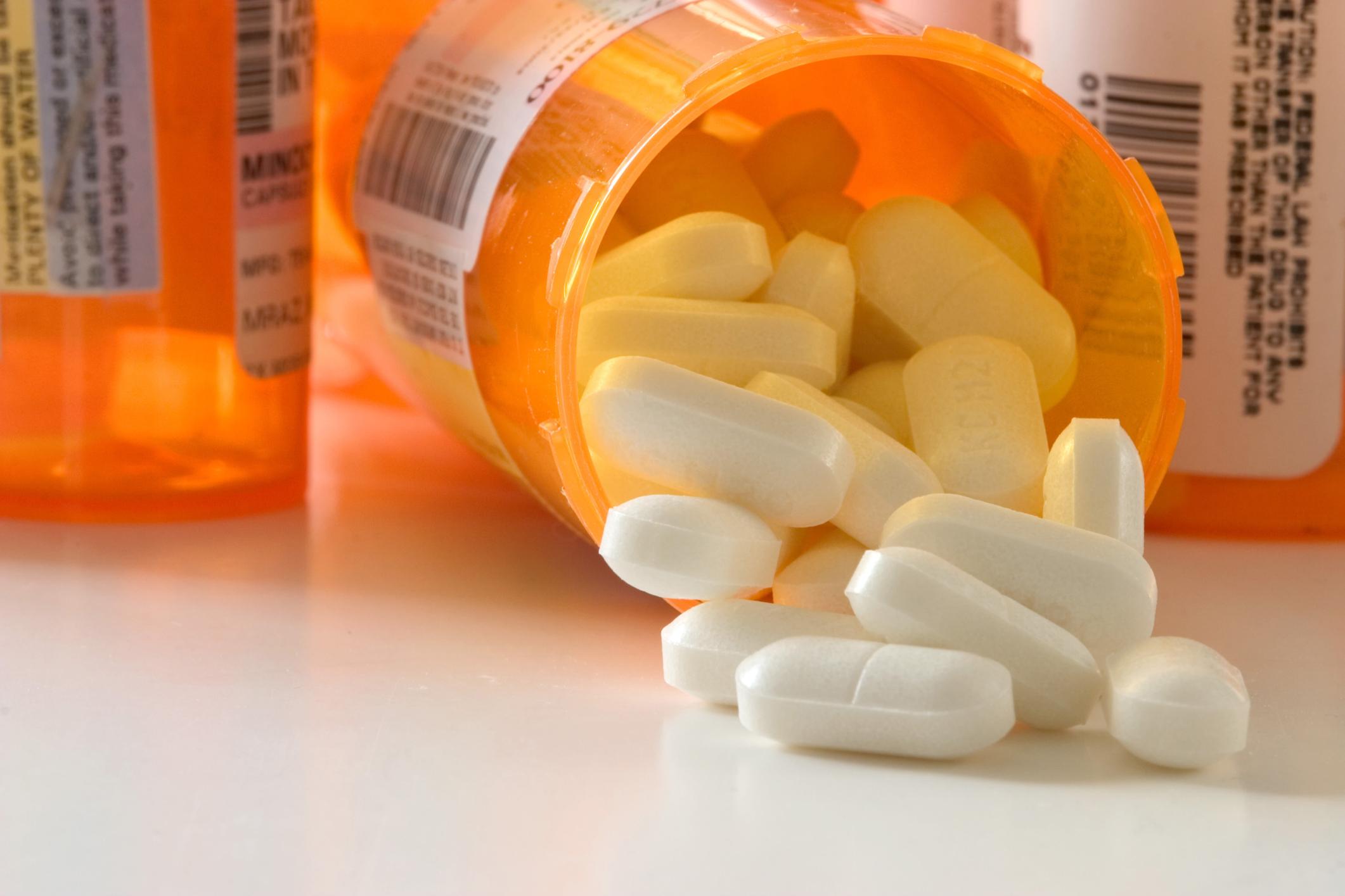 Prescription drug misuse growing problem with seniors
