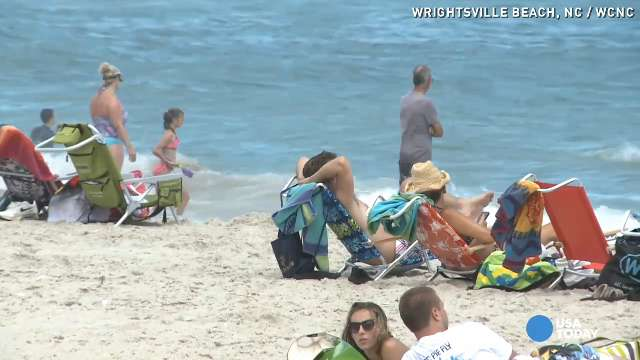 Hurricane Arthur increases rip current risks