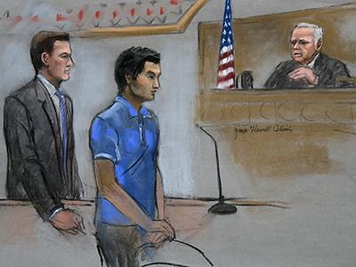 Marathon Suspect's Friend Pleads Guilty