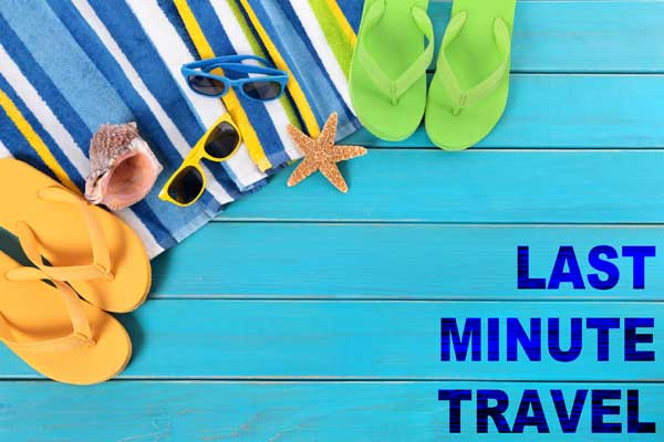 25% Off Last Minute Travel Dea...