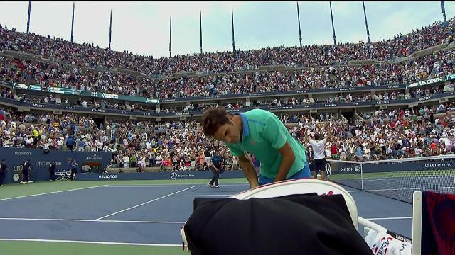 Tennis Channel: U.S. Open report