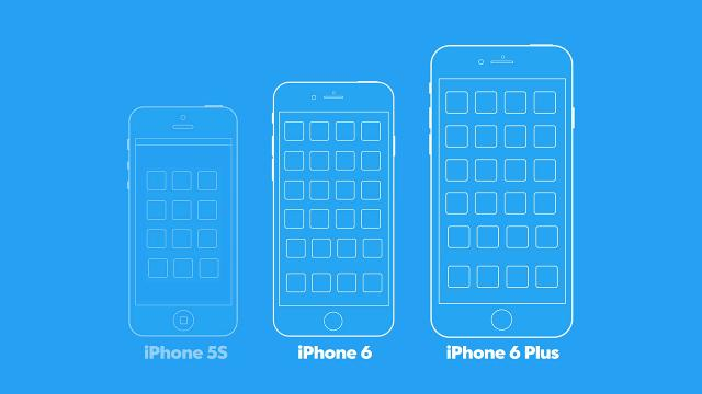 IPhone 6 Plus See All Generations Of IPhones