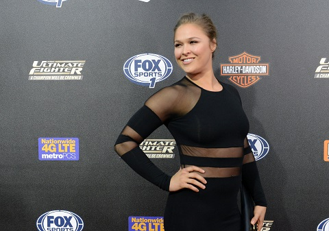 Ronda Rousey: Movie star or fighter?