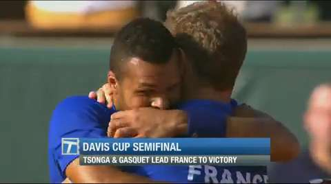 Tennis Channel Court Report: Davis Cup final set