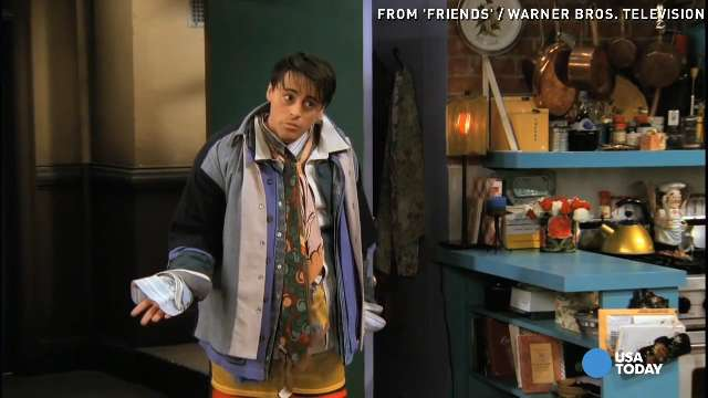 Our favorite moments from 'Friends'
