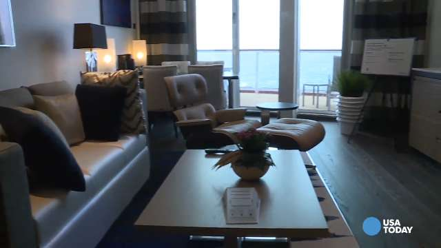 Quantum of the Seas suites 'wow' with space, epic views