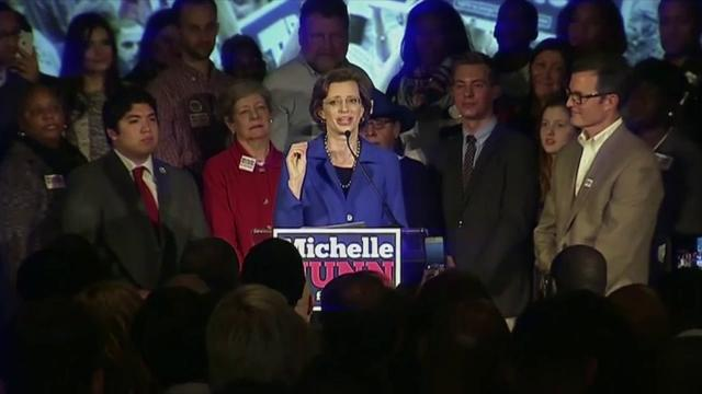 Victory and concession speeches of 2014 election in 90 seconds