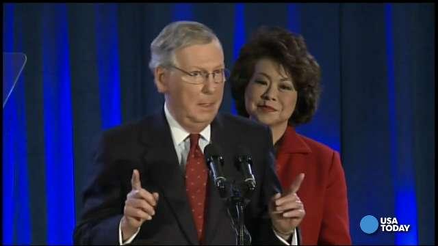 Republican wave rips Senate away from Democrats