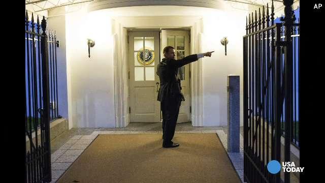 Fence jumper probe reveals problems at Secret Service