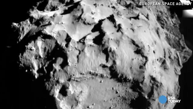 Listen to eerie 'song' coming from Rosetta's comet