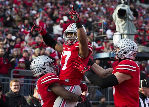 Must-watch college football games this weekend