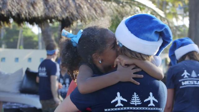 WestJet's 2014 'Christmas Miracle' comes to Dominican Republic