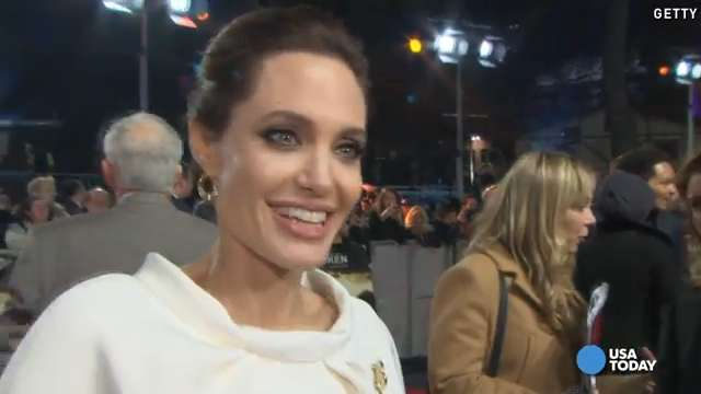 Hacked Sony email calls Angelina Jolie a 'spoiled brat'
