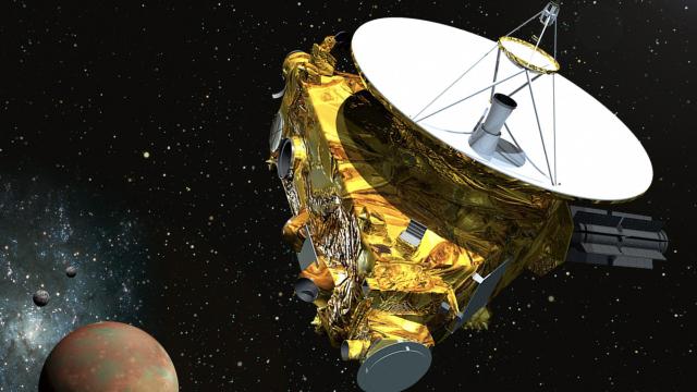 NASA spacecraft soon arrives at Pluto