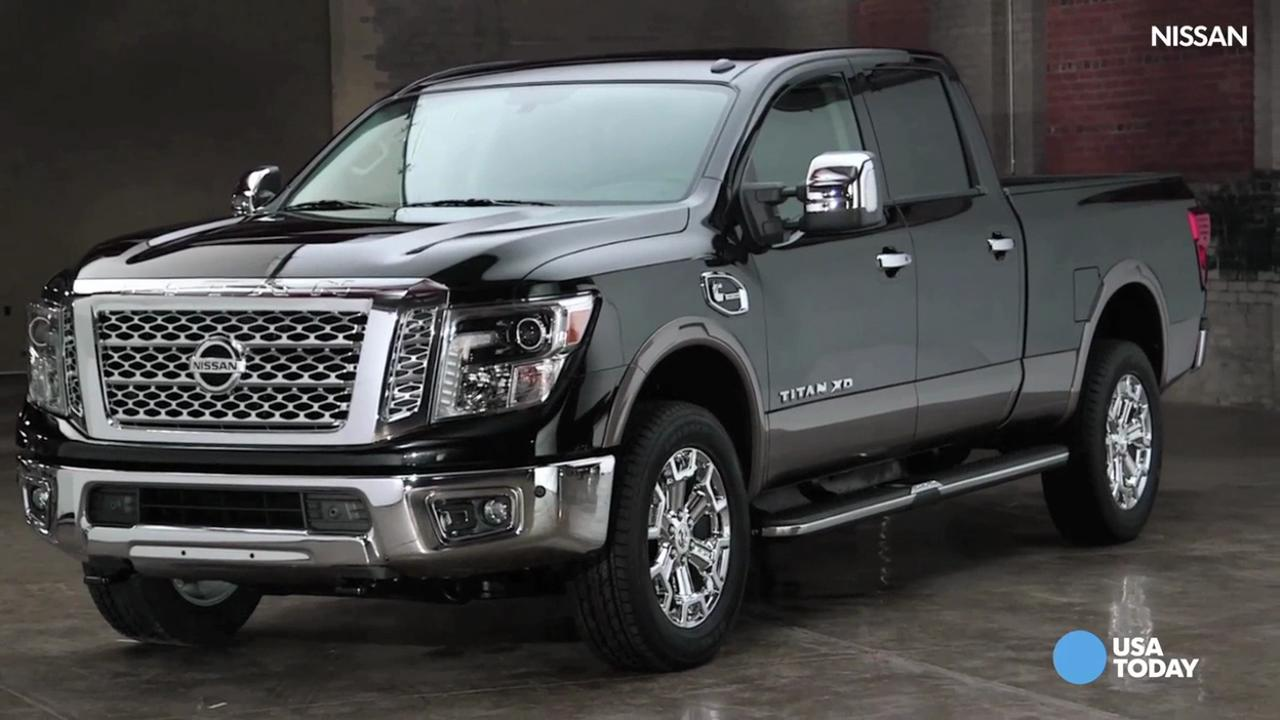 New Nissan Titan >> The Design Behind The 2016 Nissan Titan