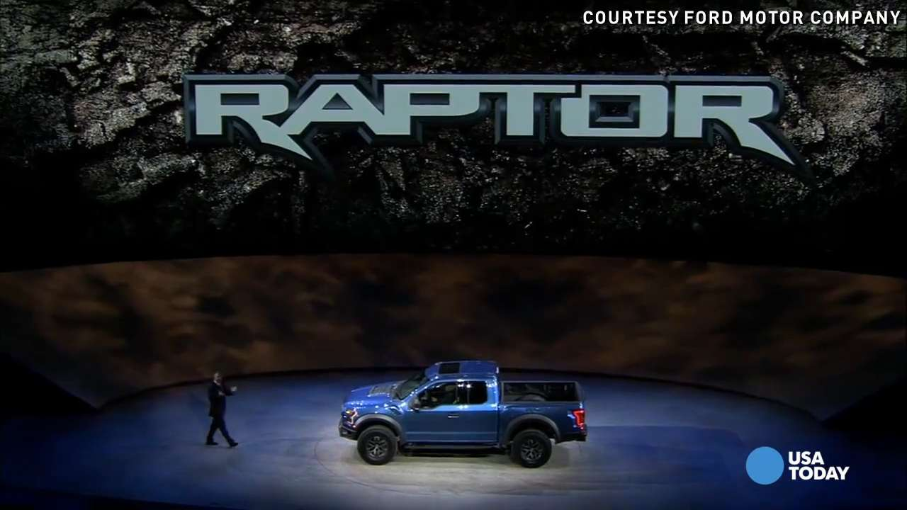 Ford shaves another 500 lb. off F-150 Raptor