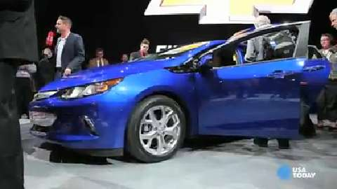 GM hopes new looks for Chevy Volt will boost sales