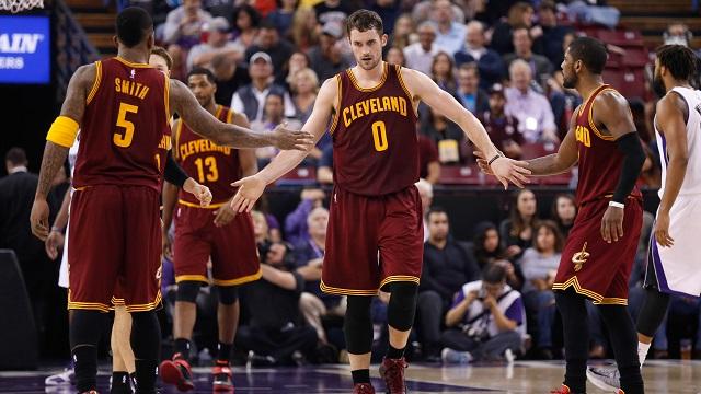 78e88e17789e LeBron James injury gives Cavaliers excuse