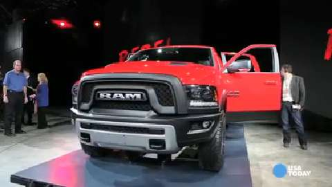 Meet the in-your-face Ram Rebel