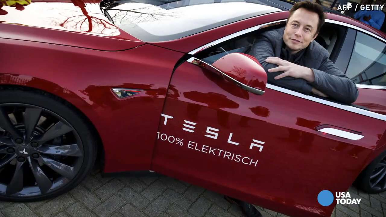 Elon Musk: Tesla to pump up production of electric cars
