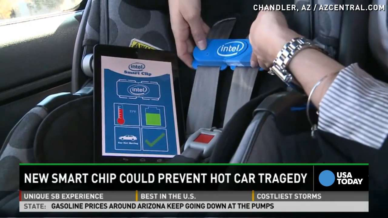 Can this new device prevent hot car deaths?