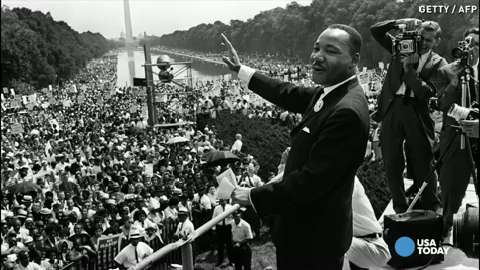 MLK Day 2015: Mix of celebrations and protest marches