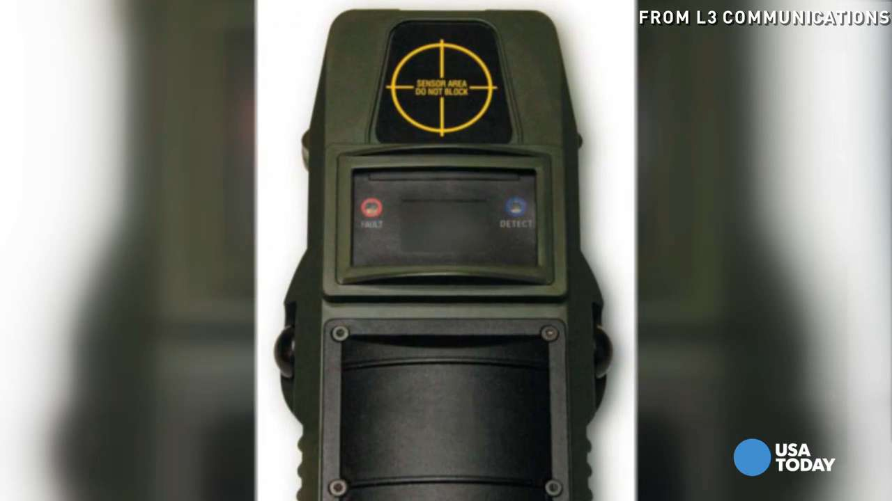 New Police Radars Can See Inside Homes The Circuit Is Designed To Produce A Gun Using Technology Of Close