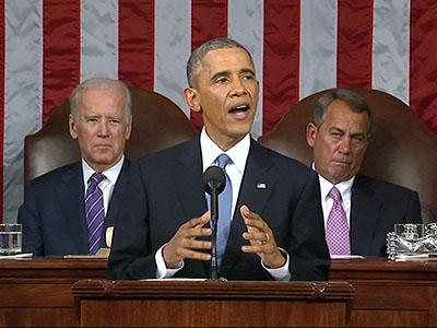 Obama vows to hunt terrorists, get resolution