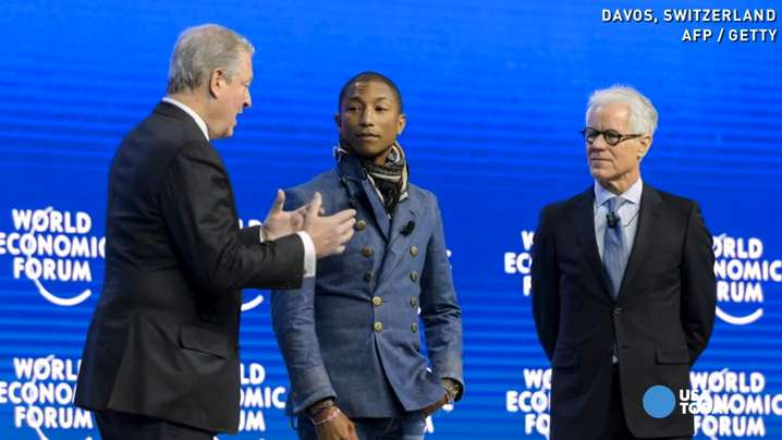 Davos World Economic Forum draws big names