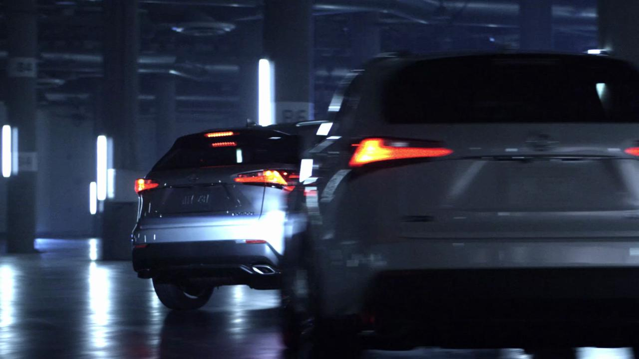 "Lexus ""Make Some Noise'"