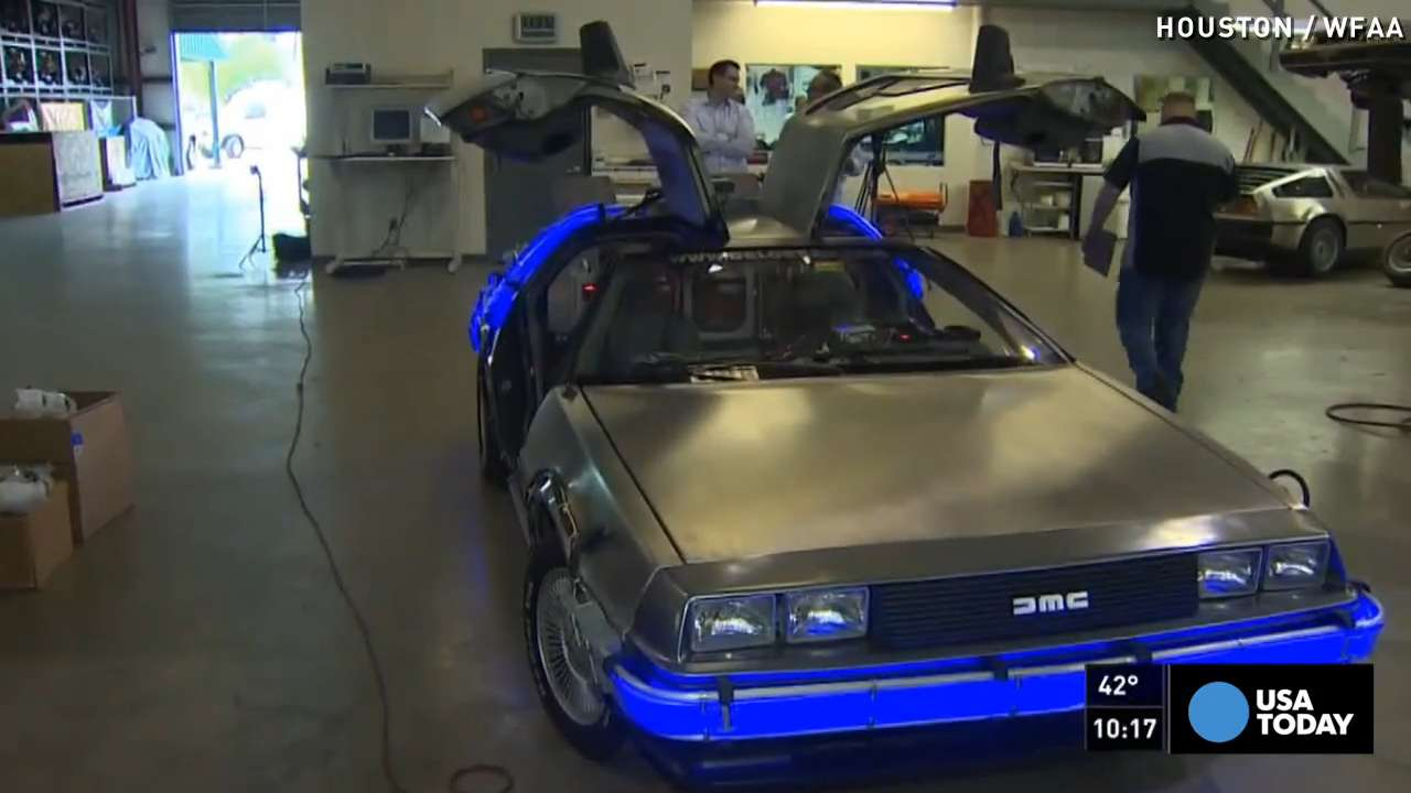 Buy your very own DeLorean for only $45,000