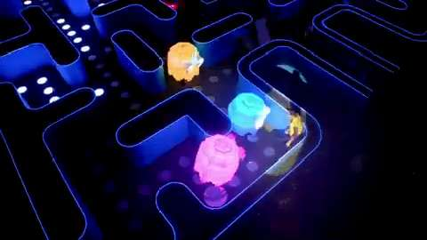 Bud Light Real Life PacMan