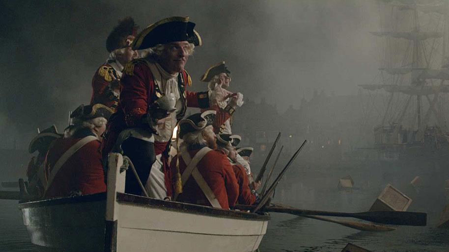 Turbo Tax: 'Boston Tea Party'